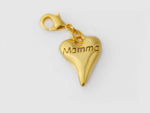Bilde av 40064 Clips hjerte Mamma-Mother